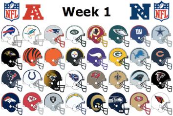 Week 1 Updated