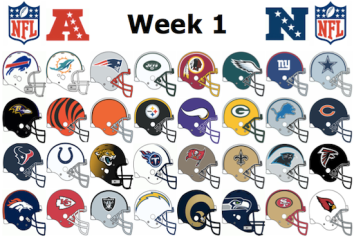 Week 1 Updated